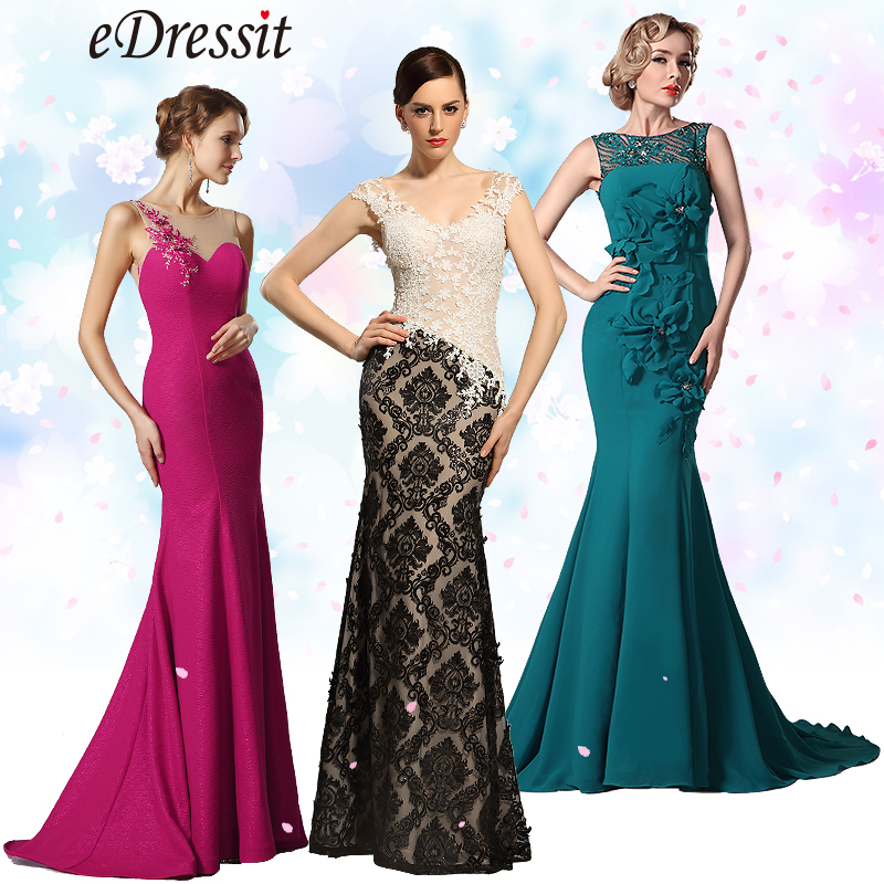 New Sheath and Flattering Mermaid Dresses