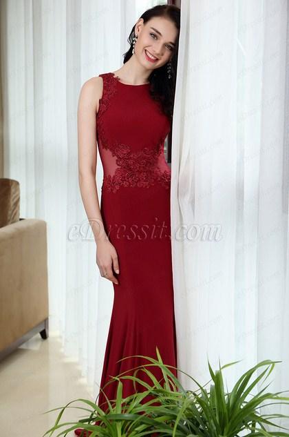 http://www.edressit.com/edressit-burgundy-sleeveless-lace-appliques-prom-mermaid-36170317-_p4931.html