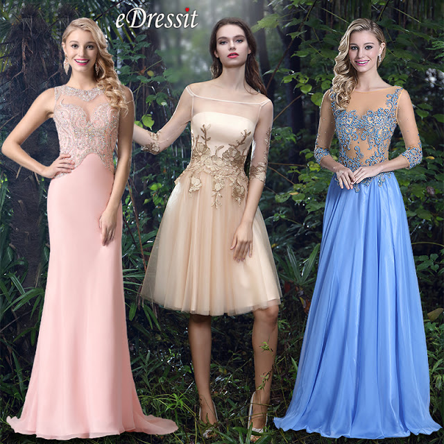 2017 evening prom dress