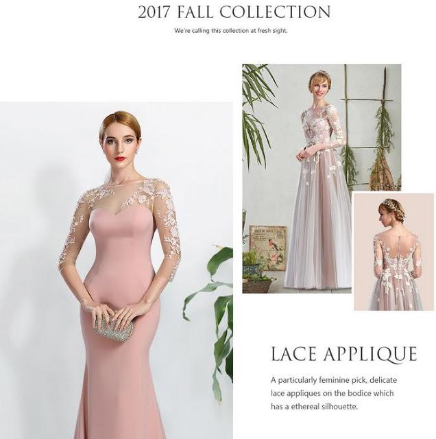 2017 evening dresses