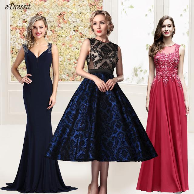 2018 new dress for Christmas
