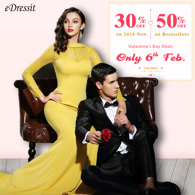valentine dress sale