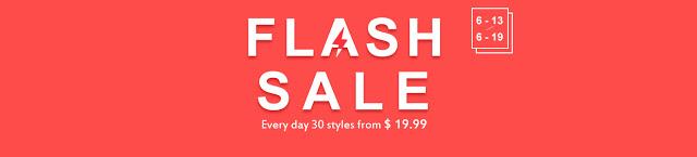 flash sale 2018